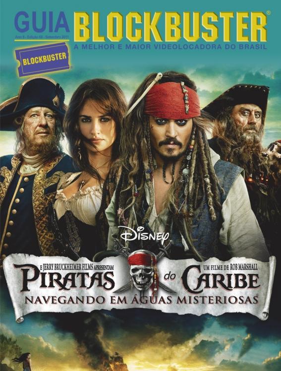 DVD Пираты Карибского моря: На странных берегах / Pirates of the Caribbean: